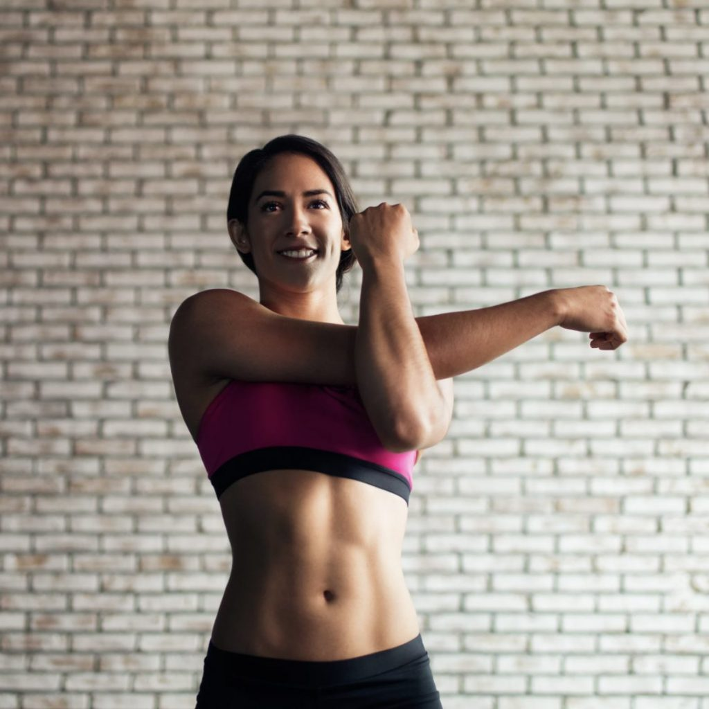 Upper Body (anterior) Exercises